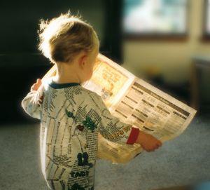 morgontidning