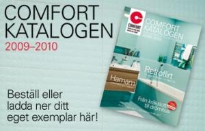 Comfort katalog