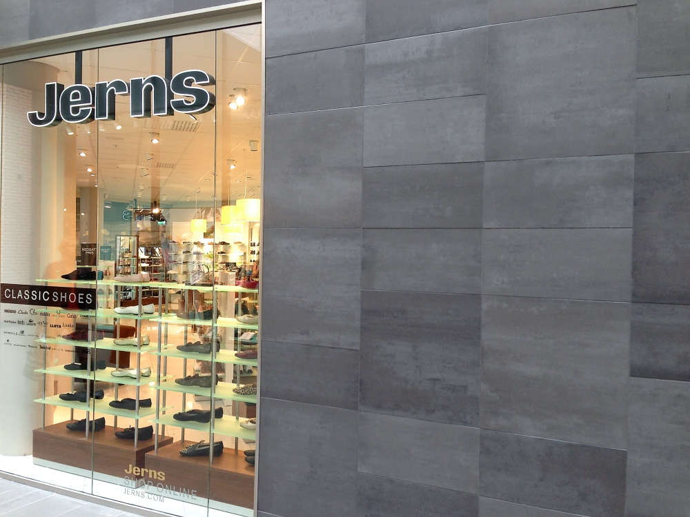 TerraTones Jerns skobutik