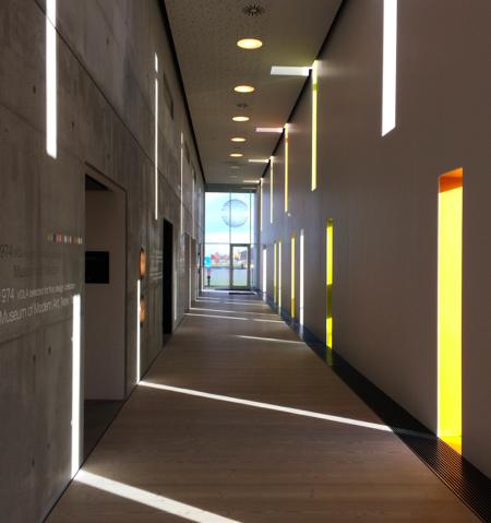 Vola Academy lobby