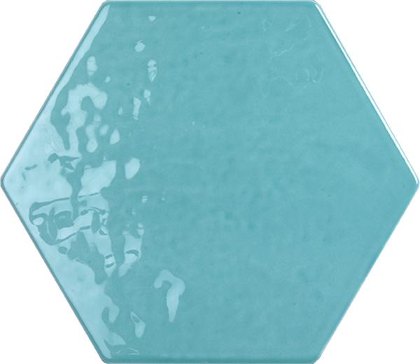 Tonalite Exabright Esagona Aquamarina
