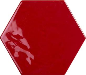 Tonalite Exabright Esagona Rosso