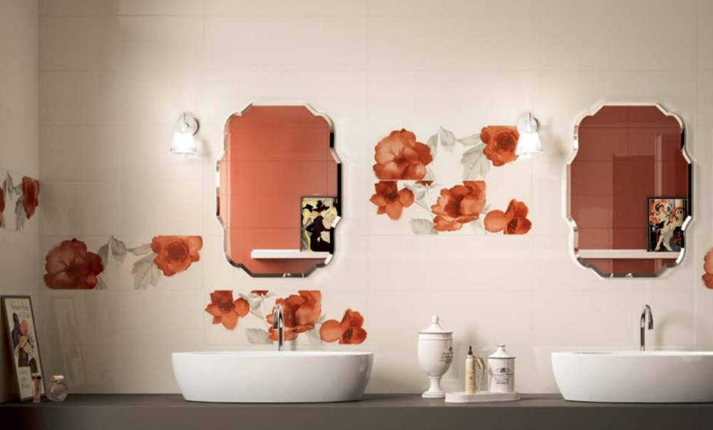 Marazzi Colourline Orange Cam MLES