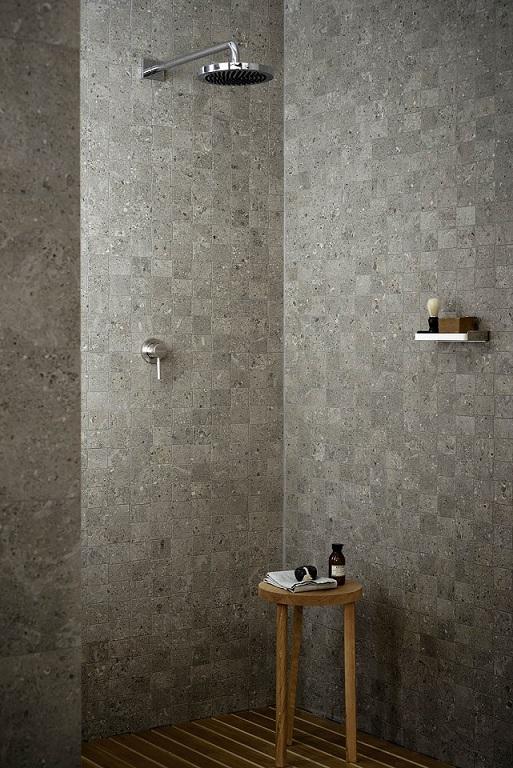 Marazzi Mlwc Gris Fleury Mosaico Taupe Rett
