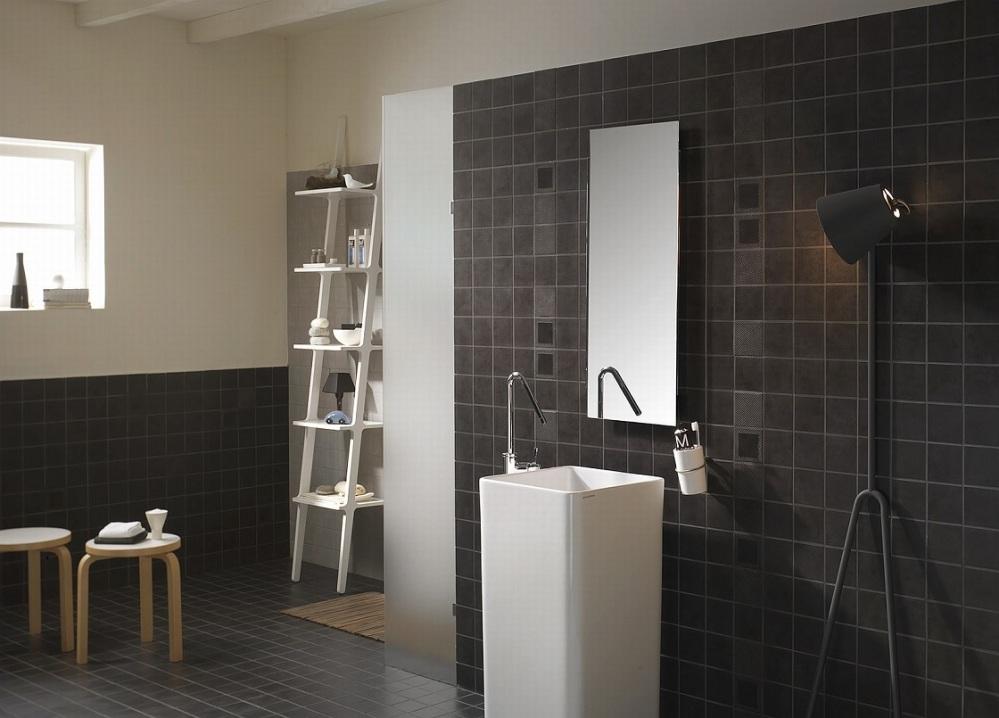Marazzi Progress Black http://shop.kakeldaxgruppen.se/keramik/marazzi-progress-black