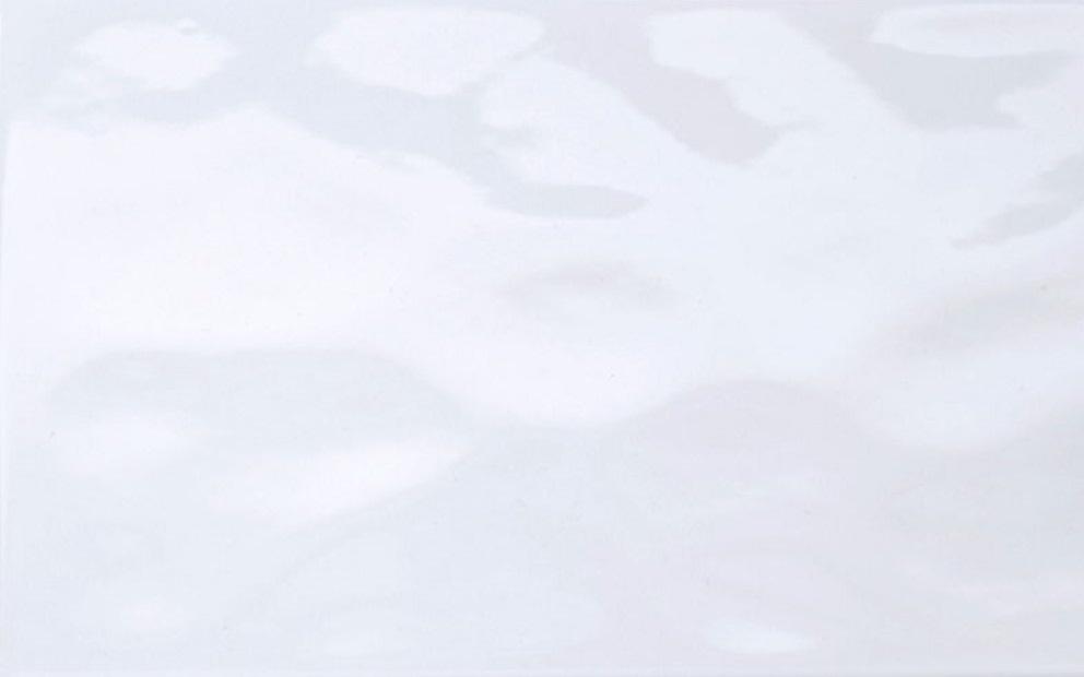 Geotiles Blanco Bumpy Brillo - vit bucklig - kakeldaxgruppen