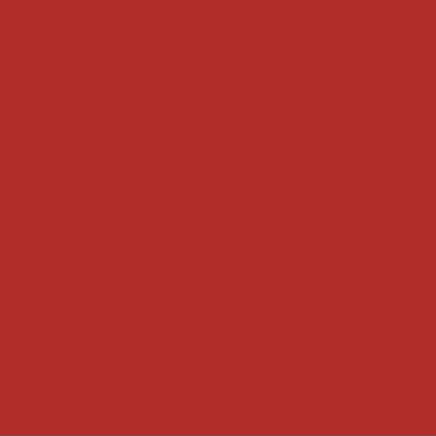Röd platta