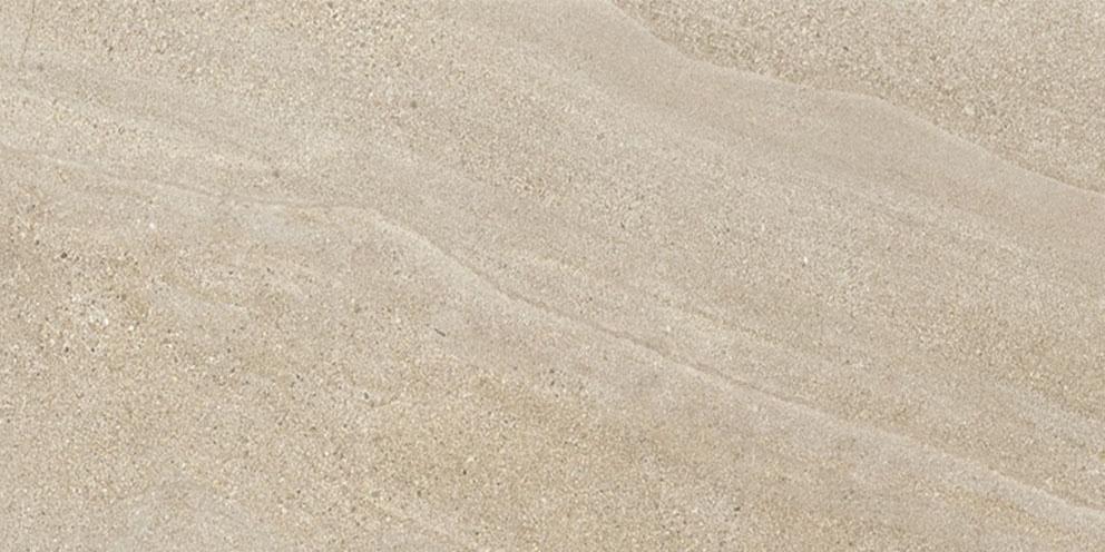 Produktbild på beige rektangulär platta