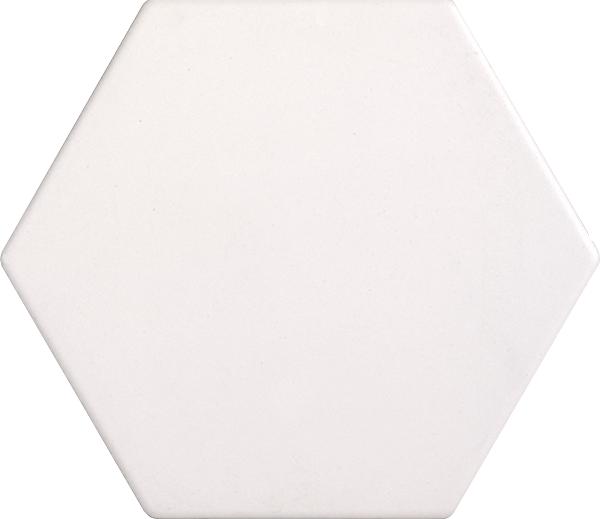 Tonalite Examatt Esagona Bianco