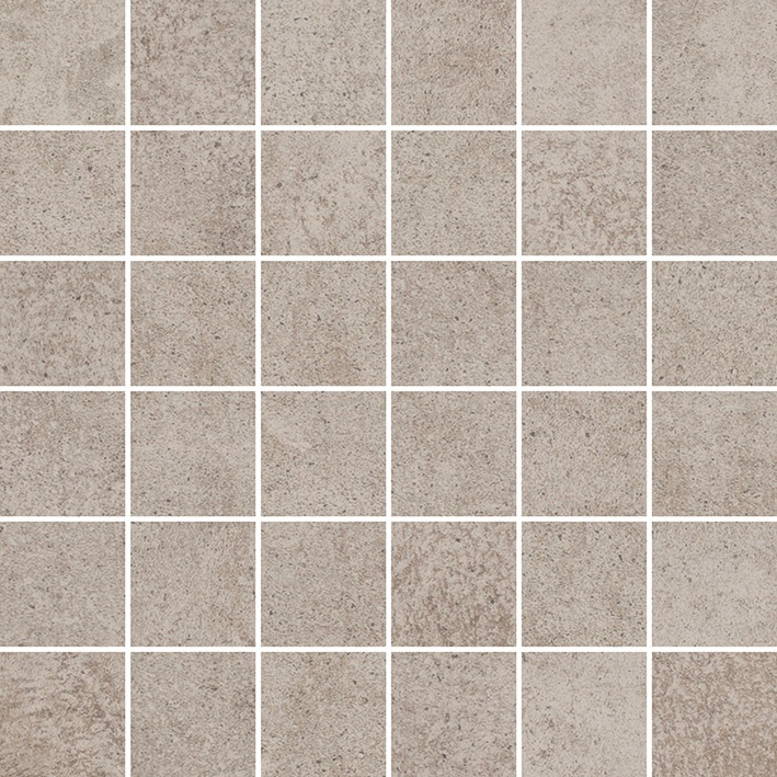 Produktbild på grå-beige mosaik ur serien Central District